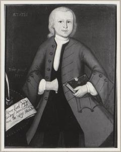 Portret van Derk van Ketwich (1750-1794)