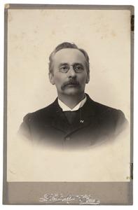 Portret van Victor August Julius (1851-1902)