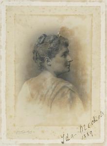 Portret van Ida Cornelia Maria Adriana van Brienen (1863-1913)