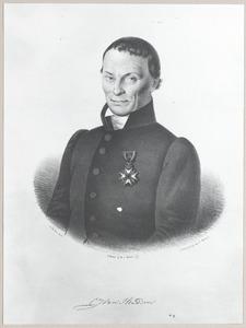 Portret van Jacob van Heusden (1757-1841)