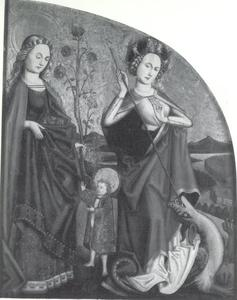 HH. Dorothea en Margaretha
