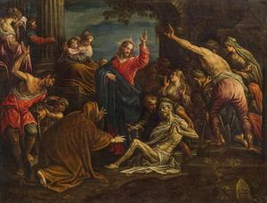 De verrijzenis van Lazarus (Johannes 11)