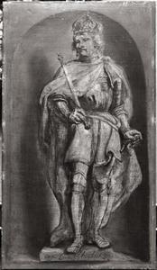 Standbeeld van keizer Albert II
