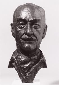 Portret van Berend Derk de Jong (1926- )