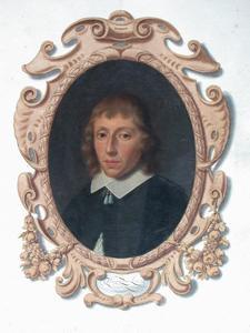 Portret van Maerten van Loon (1625-1689)