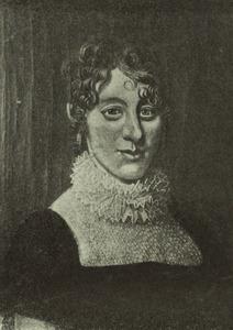Portret van Anna Elisabeth Schuurman (1783-1833)