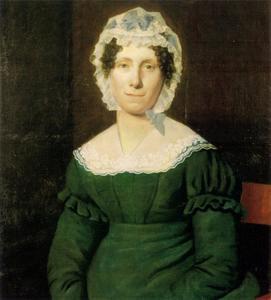 Portret van Catharina Johanna van Eysinga (1817-1857)