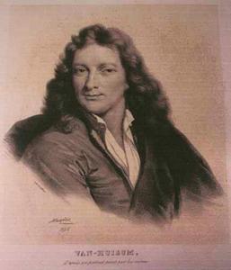 Portret van Jan van Huijsum