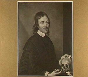 Portret van een priester
