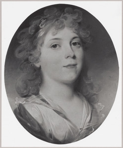 Portret van Maria Wilhelmina Christina Elisabeth van der Brugghen (1775-1846)