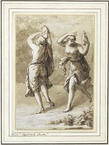 Dansende menades