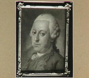 Portret van Jacques Adrien Isaac Bigot de Villandry (1709-1795)