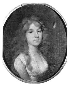 Portret van Maria Justina Catharina Taets van Amerongen (1781-1869)