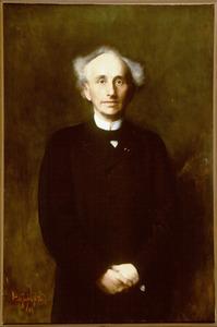Portret van Eduard Herman s' Jacob (1827-1912)