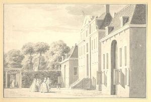 Huis Eekhout of Rosenburg te Doornspijk