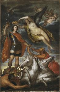 Frederik Hendrik als heerser over de zeeën