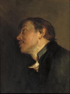 Portret van de zalige Herman Joseph (?-1241)