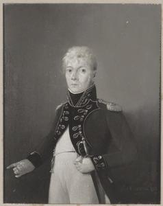 Portret van Jhr. Frederik Joan Theodorus van der Wijck (1779-1858)