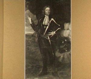Portret van Godard van Reede, 1e graaf van Athlone (1644-1703)