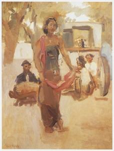 Javaanse danseres