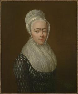 Portret van Cornelia Eva van Sorgen (1763-1803)
