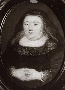 Portret van een vrouw