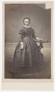 Portret van Catharina Francina Antoinette Johanna de Monchy (1848-1930)
