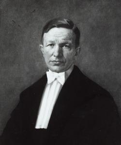 Portret van Daniel Plooij (1877-1935)