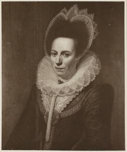 Portret van Agnes van den Boetzelaer (....-....)