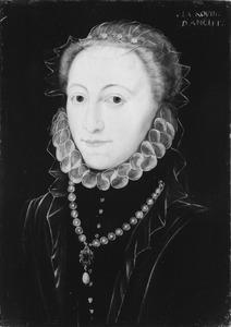 Portret van Elisabeth I (1533-1601), koningin van Engeland