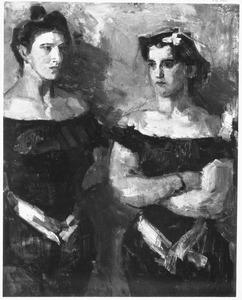 Les soeurs d'Aineff