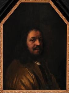 Zelfportret van Abraham Wuchters (1608-1680)