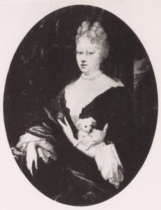 Portret van Catharina Elisabeth Roman (1675-1754)
