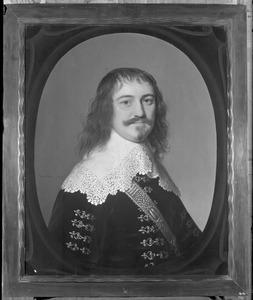 Portret van Daniel d' Ablain (1604-1652)