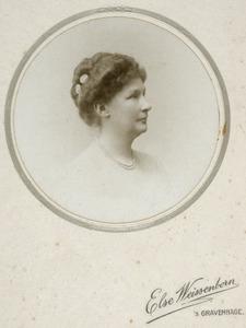 Portret van Pauline Adrienne van Lennep (1869-1947)