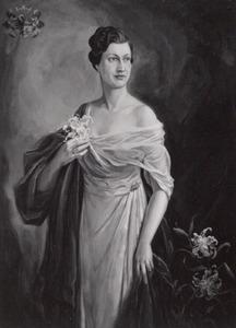 Portret van J. van Stuyvesande