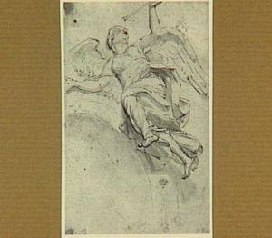 Engel met een trompet