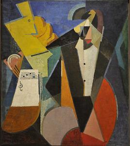 Portrait d'Igor Stravinsky