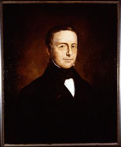 Portret van Wigbold Albert Willem van der Does van Limburg Stirum (1786-1855)