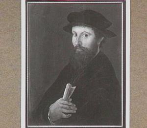 Portret van Dirk Pietersz. Crabeth (1501-1574)