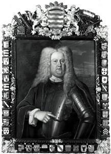 Portret van Johan Louis van Hardenbroek (1691-1747)