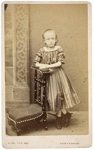 Portret van Marie Therese Tilanus (1859-1873)