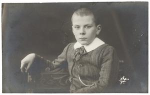 Portret van Hector Rümke (1896-1961)