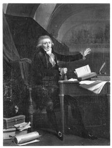 Portret van Jan Anthony d' Averhoult ( -1792)