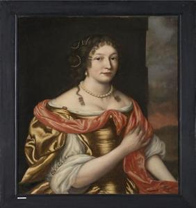 Portret van Bjuck van Cammingha (1646-?)