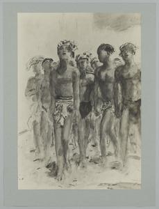 Balinese mannen