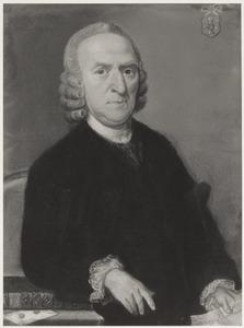 Portret van Willem Hendrik van Barnevelt (1712-1791)