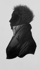 Portret van Dirk Gijsbert Reitz (1796-1852)