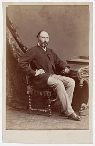 Portret van Cornelis David van der Vliet (1817-1894)