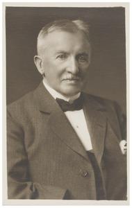 Portret van Carel Wilhelm Wüstenhoff (1855-1930)